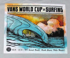 This Winters 2016/17 World Cup Surfing Sunset Beach Contest Silver Tee Shirt NWT