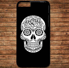 Phone Case Mexican Sugar Skull Cover Samsung Galaxy S Note Ed Apple iPhone LG G3