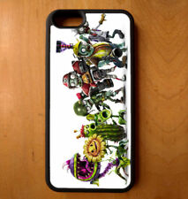 Plants Zombies Group Phone Case Galaxy S 7 Note Edge iPhone 4 5 6 7 Plus LG G3