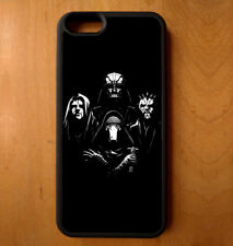 Star Wars Sith Darth Vader Cover Galaxy S 7 Note Edge iPhone 4 5 6 SE 7 + LG G3