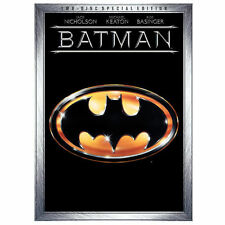 """Batman"" DVD Special Edition (2005 2-Disc Set) - New"
