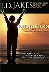 """T.D. Jakes"" Reposition Yourself Living Life Without Limits (DVD 2008) - New"