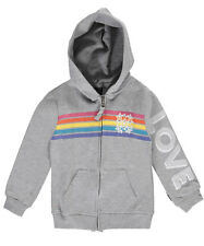 "Star Ride Little Girls' ""Star Love"" Hoodie (Sizes 4 - 6X)"