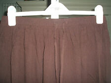 £3.99    NEW LADIES CREPE SKIRT SIZES 20 to 26    £3.99