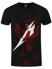 Metallica Hard Wired Men's Black All Over Print T-shirt