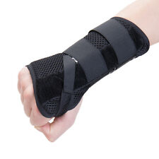 Wrist Brace Hand Support Splint For Metal Carpal Tunnel Arthritis Sprain Pain UD
