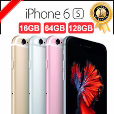 Apple iPhone 6S/6 Plus/6/5S 16G 64G 128G - T-Mobile AT&T Verizon -Smartphone SS