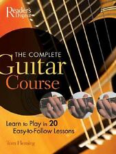The Complete Guitar Course (Reader's Digest)