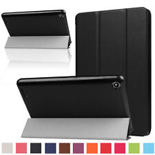 Luxury Leather PU Folio Magnetic Smart Case For Amazon Kindle New Fire 7 7th Gen