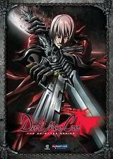 Devil May Cry - Complete Box Set (DVD, 2009, 3-Disc Set) Anime
