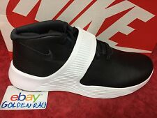 Nike Ultra Black Anthracite White Mens Sneaker Shoe 9671-001 Size 10,10.5 NIB