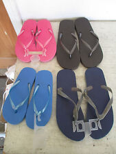 Womens Foam Bottom Flip Flops, Choice Color & Size, NWOT, Unbranded