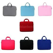 "Sleeve Bag Case Briefcase Handlebag Pouch fr 13"" Ultrabook Laptop Notebook N5O1"