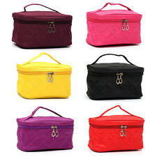 New Women Multifunction Travel Cosmetic Bag Makeup Case Pouch Beauty Organizer