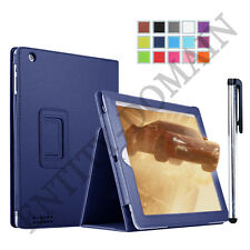 Smart PU Leather Slim Folio Flip Stand Case Cover iPad Air 2 3 4 Mini Pro 9.7""