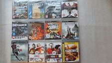 Grand Theft Auto V (5) PS3,Watch Dogs,Journey Collectors Edition PS3,Dragon Age+