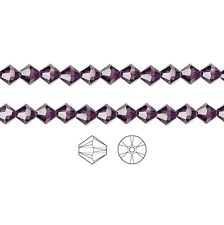 Swarovski Crystal Beads 5328 Xilion Bicone 8mm Package of 12