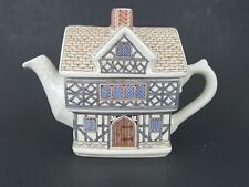 Sadler English Tudor Elizabethan House King Henry VIII Duke Wellington Teapot