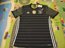 NWT Adidas Euro 2016 Germany Heather Green Away Jersey (Size Medium or LARGE)