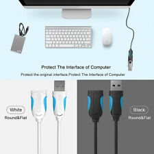 USB 3.0 Extension Cable Male to Female Extension Data Transfer Speed Lot OE