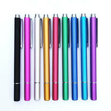 Metal Capacitive Touch Screen Pen Stylus For iPhone Samsung Tablets Sony