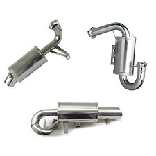 Sno-Stuff Rumble Pack Exhaust Can 2002 2003 2004 2005 Polaris 700 RMK SKS