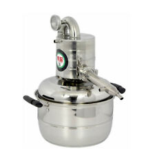 10L15L Stainless Home Pure Water Oil Alcohol Whiskey Distiller Moonshine Still