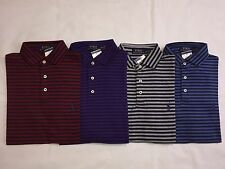 NEW WITH TAGS POLO RALPH LAUREN MEN'S CLASSIC FIT STRIPES POLO SHIRT-$89.50