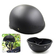 Motorcycle Half Helmet Caps Riding Road Travel For Harley Chopper Bobber Biker