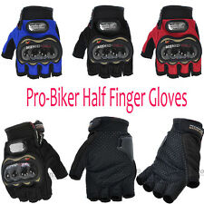 Motocross Racing Pro-Biker Cycling Motorcycle Protective Half Finger Gloves Hot