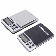 Portable Digital Pocket Weighing Balance 300g/0.01g 2000g/0.1g  500g*0.01g LotBR