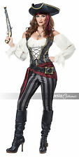 Brazen Buccaneer Woman Pirate Costume by California Costume