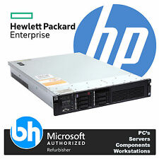 HP ProLiant DL380 G6 72GB RAM 2x Intel Xeon Hex Core X5650 2.66GHz Rack Server