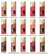 Genuine Max Factor Lipfinity Colour Lipstick 24 Hrs - Choose Your Shade