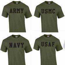 Military Physical Training US Army, US Navy, Air Force USAF, Marines USMC,TEE