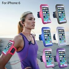 Running Jogging Sports Armband Case Cover Holder for iPhone 7 Plus Samsung S8 BR