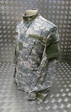 Genuine US Military Issue ACU Digital Camo Ripstop L/W Jacket Medium Regular