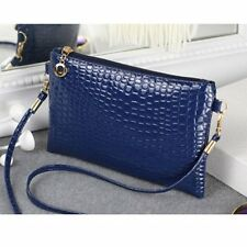 PU Leather Bags Casual Messenger Crossbody Shoulder Handbags Purses Tote Womens