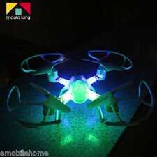 Mould King 33043 SUPER - F 2.4G 4 Channel 6-axis Gyro Remote Control Quadcopter