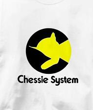 Chessie System Chessie Railroad Train B&O Museum T Shirt All Sizes & Colors
