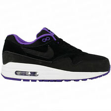 Nike Wmns Air Max 1 Essential 599820-006 Women's Shoes Black Sneaker NEW light