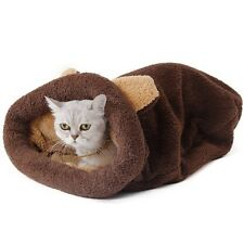 Cat Bed Soft Warm Cat House Pet Mats Puppy Bed Funny Pet Products