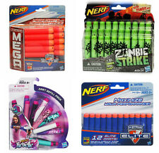NERF Dart Refill Pack - Select quantity and your style Hasbro