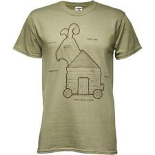 Monty Python and the Holy Grail Rabbit Plans Mens T-Shirt