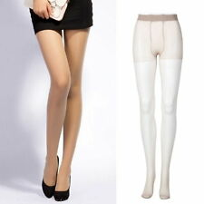 Ultra Thin Nylon Sexy Women Transparent Tights Pantyhose Color Stockings ER