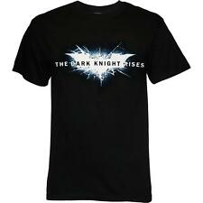 Batman: The Dark Knight Rises Shattered Logo T-Shirt