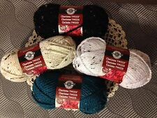 LOOPS & THREADS -  Charisma Heather,Tweed,Marble Yarn - New 3 OZ. Skeins