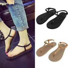 Woman Casual Beach Shoes Flip Flops Flat Shoes Sandals Slippers