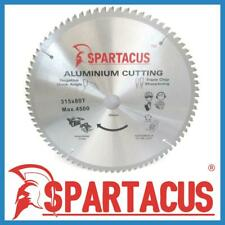 Spartacus Aluminium Cutting Saw Blade 315 mm x 80 Teeth x 30mm Various Models