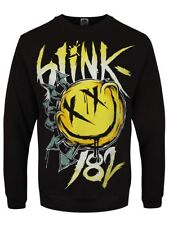 Blink 182 Big Smile Men's Black Sweatshirt